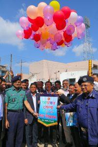 আয়কর মেলা-২০১৮ এর উদ্বোধনী অনুষ্ঠানের চিত্র