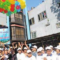 বেলুন উড়িয়ে জাতীয় আয়কর দিবস-২০১৮ এর শুভ উদ্বোধন ঘোষণা